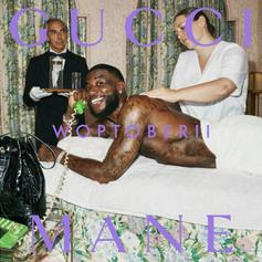 "Gucci Mane.提供星形铆钉""Woptober II""FT。 Quavo,Kevin Gates,Dababy,& More"