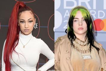 Bhad Bhabie.. Denies Having Beef With Former Friend Billie Eilish