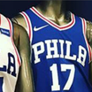 First Look At The NBA's New Nike Jerseys