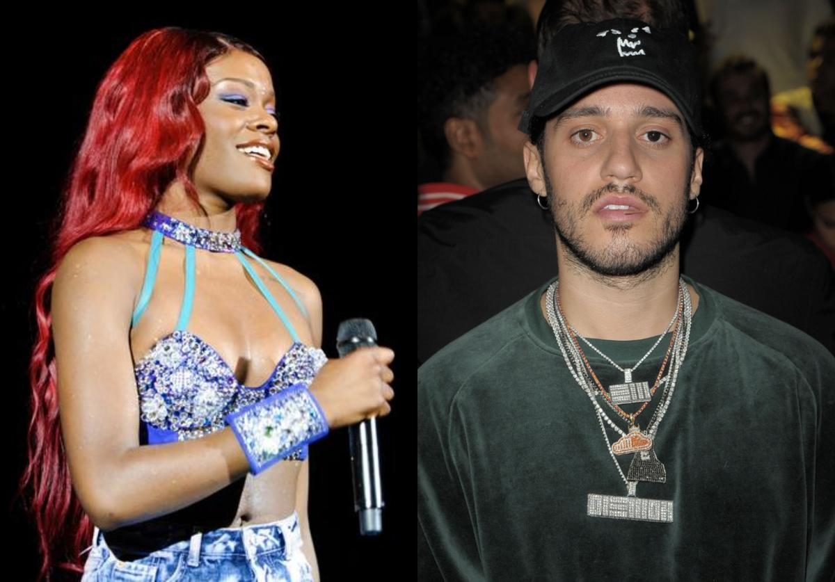 Azealia Banks Gets Sexually Explicit About Russ