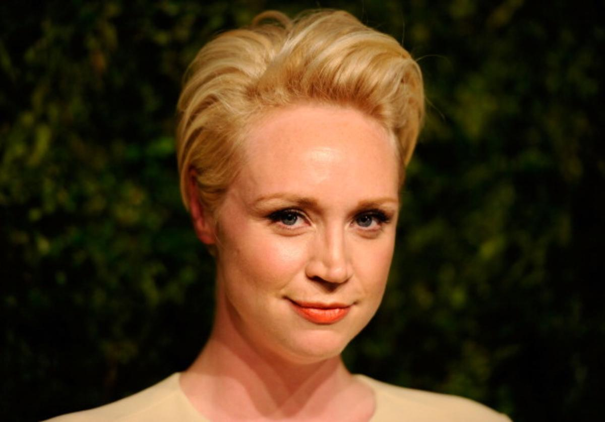 Actress Gwendoline Christie attends The Ninth Annual CFDA/Vogue Fashion Fund Awards at 548 West 22nd Street on November 13, 2012 in New York City.