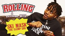 Ski Mask The Slump God Shows Us How To Roll A Blunt