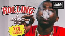 """YFN Lucci Admits To Smoking Three Zips Per Day On """"How To Roll"""""""
