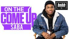 """Saba Talks Chance The Rapper, """"Care For Me"""" & More In """"On The Come Up"""""""