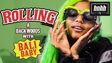 "Bali Baby Details Smoking Her First Joint With Printer Paper On ""How To Roll"""