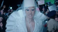 """Cardi B's """"Press"""" Video Is NSFW: Girl-On-Girl Kisses, Nudity & More"""