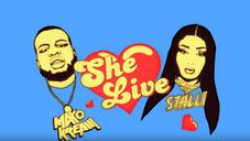 """Maxo Kream & Megan Thee Stallion Pay Homage To Dating Reality Shows In """"She Live"""" Visual"""