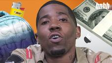 YFN Lucci Keeps His Bag Stocked: Lots Of Weed, $15K In Pocket Change, & More