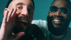 "DJ Drama Rides Out With Rick Ross, Westside Gunn & Lule In The ""350"" Video"