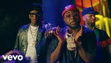 """Chris Brown & Young Thug Show Out For Davido's """"Shopping Spree"""" Video"""