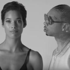 """Tyga Delivers Black & White Visuals For """"Tequila Kisses"""""""