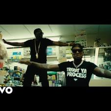 """Jeezy & Diddy Live Lavishly In The """"Bottles Up"""" Video"""