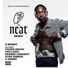 """Q Money Taps Young Dolph, YFN Lucci & More On The """"Neat"""" Remix"""