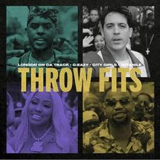 """London On Da Track Taps G-Eazy, City Girls & Juvenile For """"Throw Fits"""""""