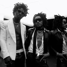 """SAINt JHN Drops Off New Video For """"Borders"""" With Lenny Kravitz"""