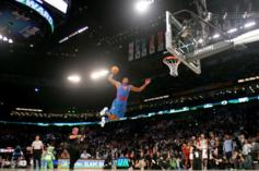 The Best Dunk Contest Performances In NBA History