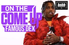 "Famous Dex Talks ""Mumble Rap"" & Respecting OGs"