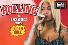 """Cuban Doll Explains Why She Thinks Dabbing Is Scary On """"How To Roll"""""""