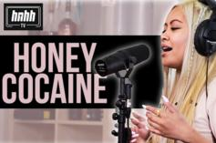 Honey Cocaine Spits Braggy Bars On Her HNHH Freestyle