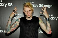 "Machine Gun Kelly Reportedly Booed During ""Rap Devil"""