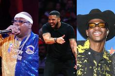 "Drake & Lil Nas X Dominate This Week's ""FIRE EMOJI"" Playlist"