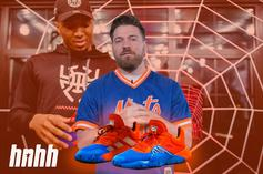 """Marvel x Adidas D.O.N Issue #1 """"Spiderman"""" Sneaker Unboxing"""