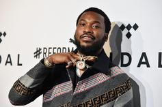 FaceApp's Old Age Challenge: Meek Mill Wins