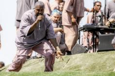 Kanye West Drops 3 Strange New Freestyles For Forbes