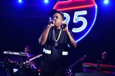 "Jay Z Disses Spotify & YouTube During Freestyle At TIDAL's ""B-Sides"" Concert"