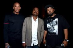 """Dr. Dre Says """"Detox"""" Is Scrapped, """"Compton: The Soundtrack"""" Out Next Week"""