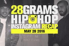 28 Grams: Hip-Hop Instagram Recap (May 28)