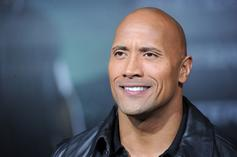 """Dwayne """"The Rock"""" Johnson is People Magazine's Sexiest Man Alive"""