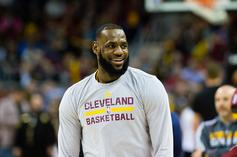LeBron James Delivers Perfect Trump Joke When Asked About All-Star Voting