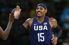 Carmelo Anthony Hilariously Roasted Internet Troll On Instagram