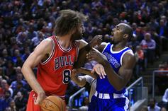Robin Lopez & Serge Ibaka Throw Punches At One Other In Bulls x Raptors Game