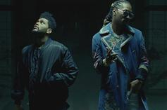 """Future Drops Off New Video For """"Comin Out Strong"""" With The Weeknd Via Apple Music"""