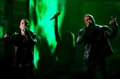 """Eminem & Dr. Dre Reminisce About Recording """"My Name Is"""""""