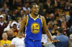 Kevin Durant Apologizes For Twitter Mishap