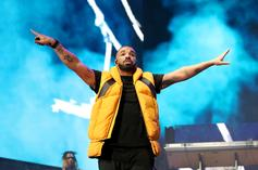 Drake Gives Speech, Plans Free Concert For UK Students At Big Blue Madness