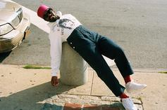 Andre 3000 Unveils First Ever Sneaker Collabs With Jeff Staple, Tretorn
