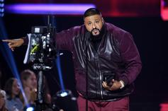 """DJ Khaled Wins Favorite Hip-Hop Song of The Year at AMAs with """"I'm The One"""""""