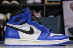 """Game Royal"" Air Jordan 1 To Release In 2018: First Look"