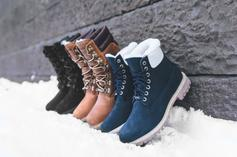 Ronnie Fieg Reveals Latest Kith x Timberland Collabs