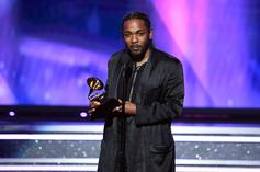 """Kendrick Lamar's """"Black Panther: The Album"""" Releases On Vinyl And Cassette"""