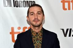 "Shia LaBeouf Says Kanye West ""Took All"" His Clothes"