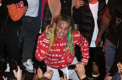 Tekashi 6ix9ine Attempts To Invade J Prince Jr. Party, Receives Lesson In Respect