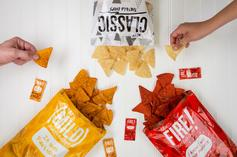 Taco Bell Unveils New Hot Sauce Flavoured Tortilla Chips