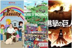 The Best Animated Shows On Netflix Right Now
