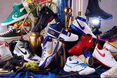 """Nike """"Champions Think 16"""" Retro Collection Revealed"""