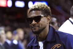 Usher's L.A. Home Reportedly Burglarized For Over $800K In Cash & Jewelry